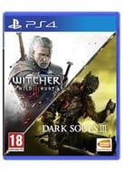 Dark Souls III & Witcher 3 BUNDLE (PS4)