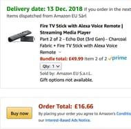 GLITCH! - Amazon Firestick For £16.66! - *Read Description*