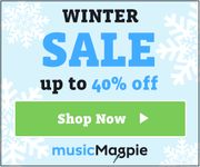 Music Magpie Offering 15% off All Pre-Owned CD's, DVD's, Games and Blurays