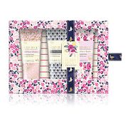 Lis & Harding Fuzzy Duck Cotswold Floral Hand Cream Trio Gift Set
