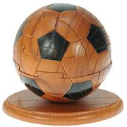 Namesakes Football 3D Wooden Jigsaw Puzzle