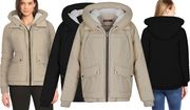 Women's Miusol Winter Hooded Coat 92% Off