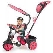 Little Tikes 4-in-1 Deluxe Edition Trike (Neon Pink)