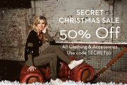 50% off All Our Activewear and Accessories
