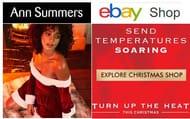 Ann Summers Christmas Shop - Send Temperatures Soaring!