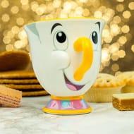 Disney Princess Beauty and the Beast Chip Mug 58%off