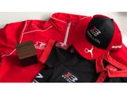 Win a Jacket, a Polo Shirt, a Cap, a Candle, a Bag and a Keychain by Rebellion