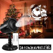 60% off Christmas Projector Lights with Remote
