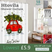 To Renew Your Shower Curtain in next Big Day--the Lowest Price at £5.9