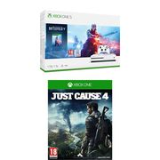 Xbox One S 1TB Battlefield v + Just Cause 4 (Amazon Exclusive) Only £229.99