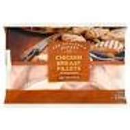 2XThe Butcher's Market Chicken Breast Fillets 1.15kg (2.30 KG) in All