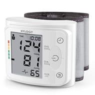 Wrist Blood Pressure Monitor, HYLOGY Digital Automatic Measure Blood Pressure
