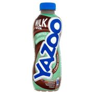 Free Yazoo Mint Chocolate Limited Edition Milkshake 400ml X 5 at Tesco