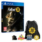 Fallout 76 PS4/XBox One/PC Game + Exclusive Pin Badge Set 24%off