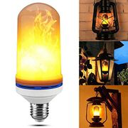 LED Fire Lamp Simulated Burning Fire Color Changing Festival Party