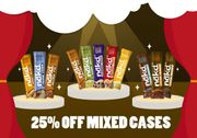 25% off Mixed Cases