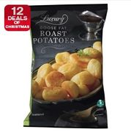 Iceland Luxury Goose Fat Roast Potatoes 1.05Kg + FREE Metal Oven Tray - £1.50