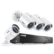 ANNKE 8CH 3.0MP CCTV System and 4X 2.0MP Outdoor Cameras with IR