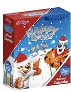Kelloggs Advent Calendar Xmas Christmas 24 Cereal Bars and 2 Pop Tarts