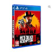 Currys Red Dead Redemption 2 PS4/XBOX One