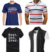 Glitch Free Mens Clothing (Free Delivery)!