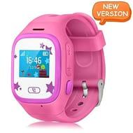*stack*WitTorch Smart Watch Kids, Touch Screen Childrens Smart Watch GPS