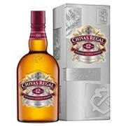 Chivas Regal Blended Scotch Whisky 12 Year Old 70cl