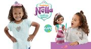Win One of Two Nella the Princess Knight Bundles worth £50