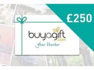 Win a £250 Buyagift Voucher