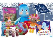 Win a Magical Christmas Bundle of in the Night Garden Goodies