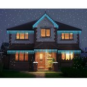 Icicle Mini Sculpture LED Lights 100pk - Bright Blue £19.99 (MRRP £40.00)