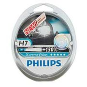 Philips Xtreme Vision plus 130% Extra Light - H7 Twin Pack Less than Half Price