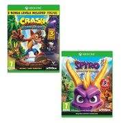 Crash Bandicoot & Spyro Reignited Trilogy on Xbox and PlayStation 33%off