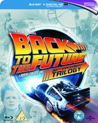 Back to the Future Trilogy [Blu-Ray], £6.75 W/code at Zoom 25%off