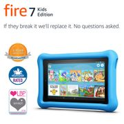 "SAVE £20 - Fire 7 Kids Edition Tablet, 7"" Display, 16 GB"