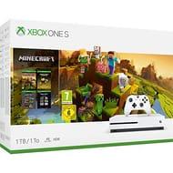 Xbox One S 1TB Console - Minecraft Creators Bundle £199.99 at AMAZON
