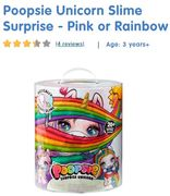 Poopsie Unicorn Slime Surprise - Pink or Rainbow