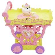 Disney Princess Belle Tea Party Cart Playset