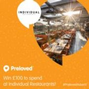 Win £100 to Spend at Individual Restaurants