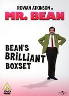 Mr Bean: Series 1 - Volumes 1-4 (20th Anniversary Edition) [DVD]