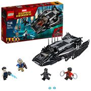 LEGO UK - 76100 Marvel Super Heroes Royal Talon Fighter Attack Building Toy