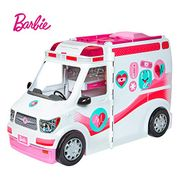 Barbie FRM19 Careers Care Clinic Ambulance