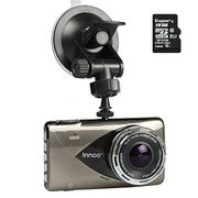 Car Dash Cam Camera with Video Recorder - 1296P Full HD Night Vision