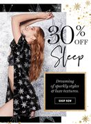 Weekend Deals Are here.......Don't Miss 30% off Sleep