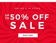 Up to 50% off Sale EVANS CLOTHING