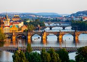 Prague's Historic Centre Includes Breakfast, a Welcome Drink and All Travel