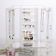 Acrylic Jewellery Organiser Box