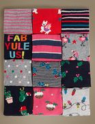 M&S COLLECTION 12 Days of Christmas Socks (Womens)