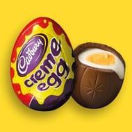 12 Cadbury Creme Egg Cadburys Cream Eggs Free Postage