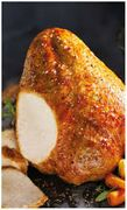 Fresh British Turkey Cown £6.79 a Kilo